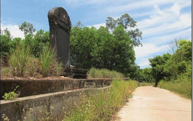 Lăng Chiêu Nghi – một di tích quý hiếm thời chúa Nguyễn