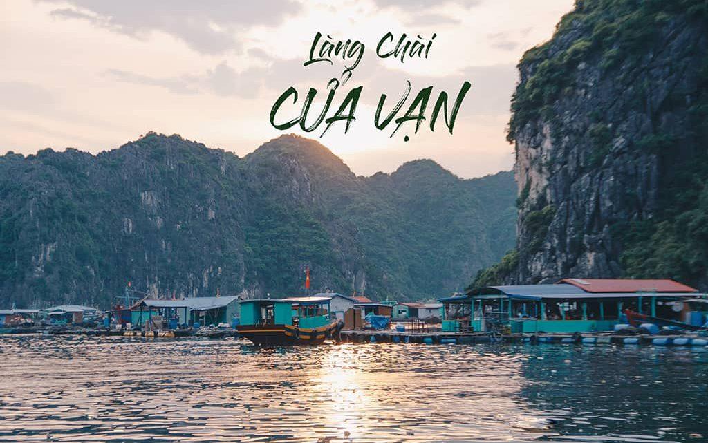 Hạ Long, điểm du lịch hàng đầu Việt Nam