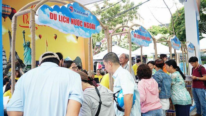 Giá tour giảm 49% trong Ngày hội Du lịch TP HCM